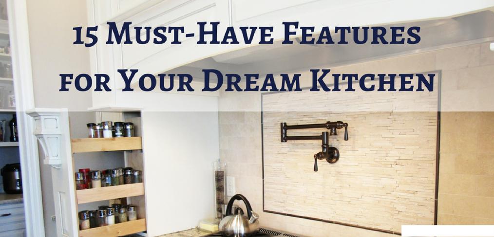 10 Modern Dream Kitchen Design Ideas You Will Love